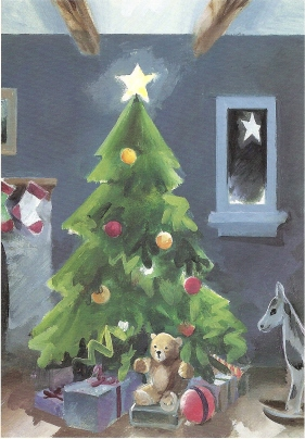 Christmas Tree by Barry Trower.