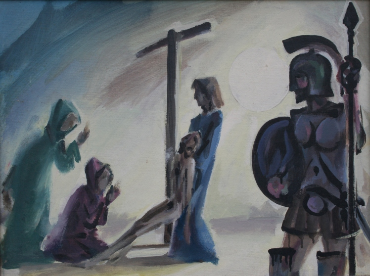 The Deposition by Barry Trower