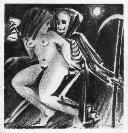 Death and the Maiden by Barry Trower.