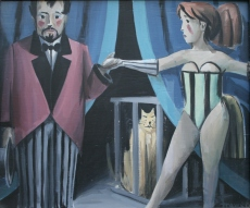 Curtain Call by Barry Trower (2001).