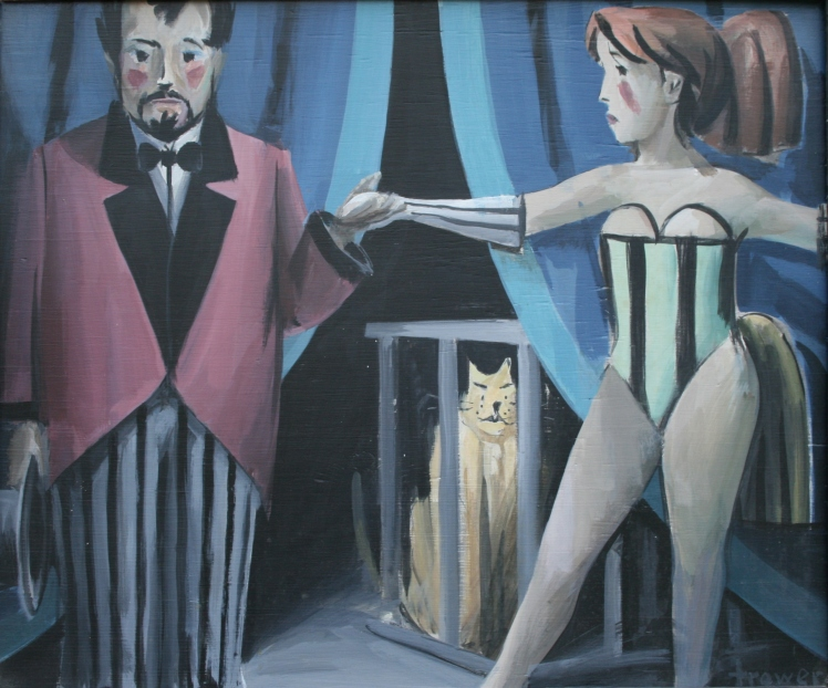 Curtain Call by Barry Trower.