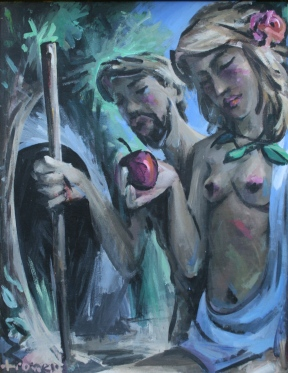 Forbidden Fruit by Barry Trower (1995).