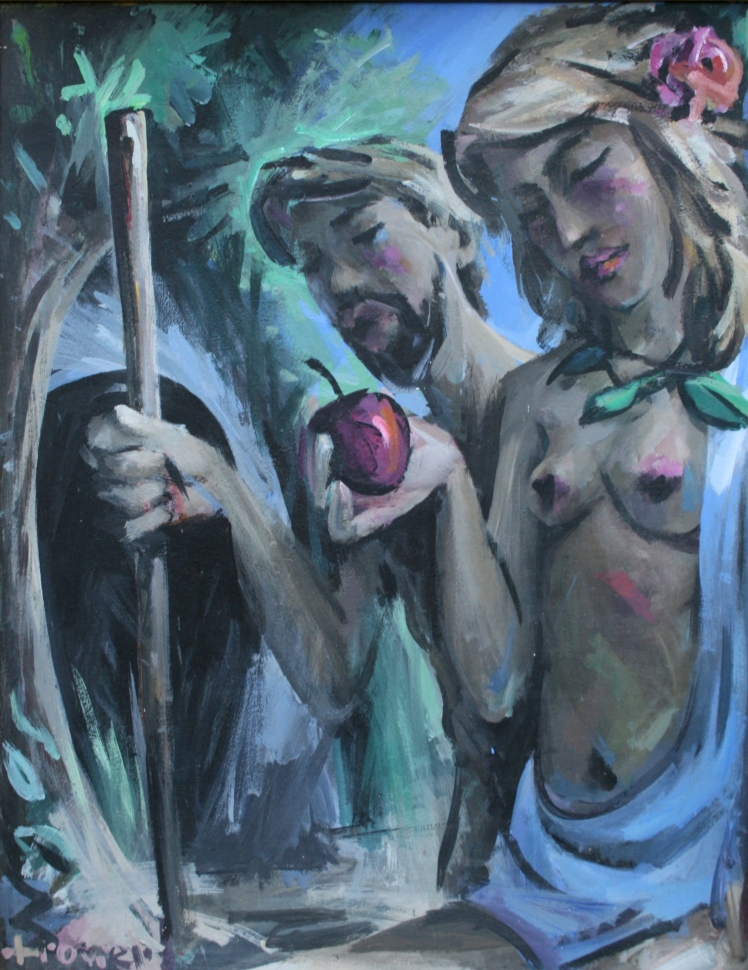 Forbidden Fruit by Barry Trower.