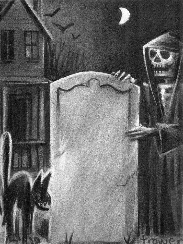 Tombstone by Barry Trower.