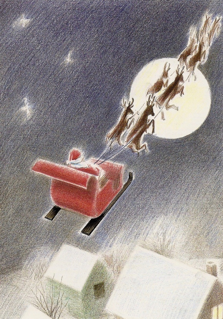 And To All a Good Night! by Barry Trower.