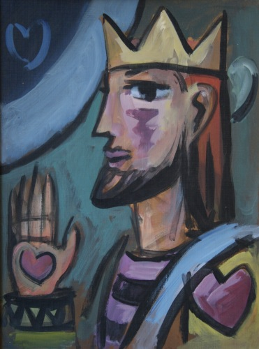King of Hearts by Barry Trower (1988).