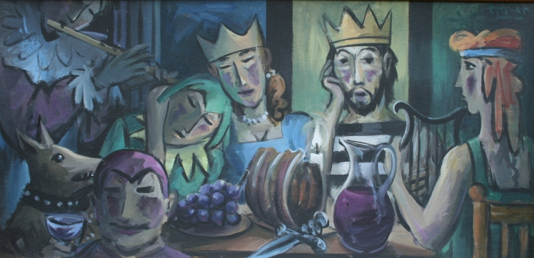 Banquet by Barry Trower (1997).