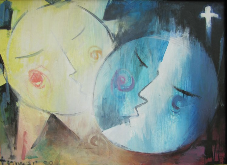 Sun and Moon by Barry Trower (1999).